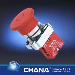 Emergency Pushbutton Switch for Push and Pull Type pictures & photos