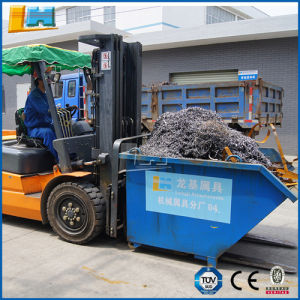 Forklfit Parts - Steel Forklift Tipping Bin with CE