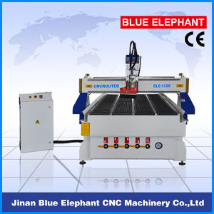 Ele-1325 Gold Supplier Electric CNC Router Metal Cutting Machine with Mist Cooling System pictures & photos
