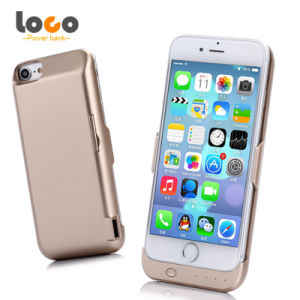 Ultrathin Clip-Style Battery 10000mAh Power Bank for Apple Phone pictures & photos