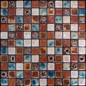 Demax Porcelain Chinese Best Sell Mosaic for Bathroom pictures & photos