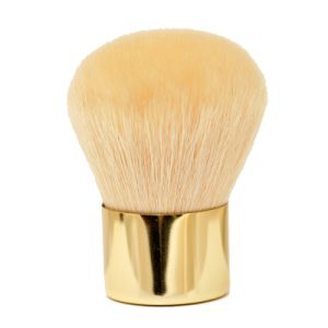 Kabuki Brush Face Brush in Golden Ferrule pictures & photos