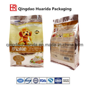Stand up Fish Food Packaging Bag with Good Quality pictures & photos