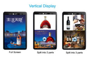 22inch WiFi/3G/Android LCD Screen pictures & photos