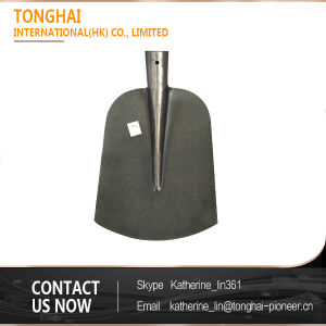 High Quality Carbon Steel Round Shovel Head