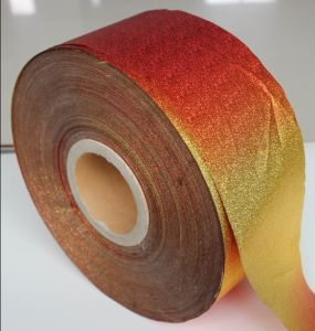 Pet Embossed Metallized Film (Eric-0168)