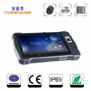 7 Inch Android Bluetooth Fingerprint Scanner, 4G Android Tablet with RFID, WiFi pictures & photos