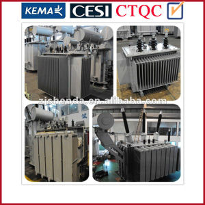 Distribution Transformer with Three-Phase Oil-Immersed Transformer