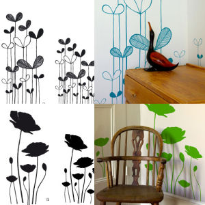 Wall Sticker/Wall Decoration Clear Sticker pictures & photos