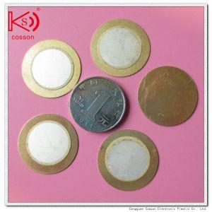 6000Hz Piezo 20mm Brass Disk Element Buzzer pictures & photos