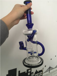 Beautiful Water Pipe Hookah Glass Bubbler