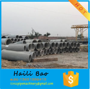 Concrete Pipe Machine Diameter 300-1500mm to Zambia pictures & photos