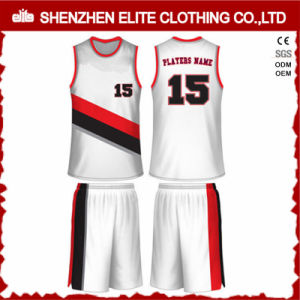 High Quality Fashion Sublimation Basketball Jersey (ELTBNI-14) pictures & photos