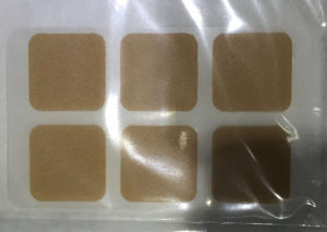 2017 Medical Disposable Wound Dressing Hydrocolloid Dressing pictures & photos