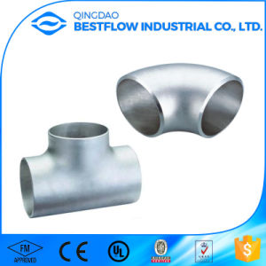 Sch80 Stainless Steel Butt Weld Fittings pictures & photos