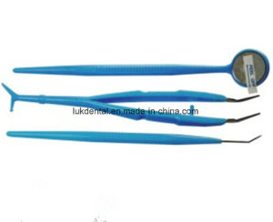 10 in 1 Oral Dental Medical Instrument Kit pictures & photos