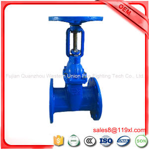 Cast Iron Resilient Seated Gate valve pictures & photos