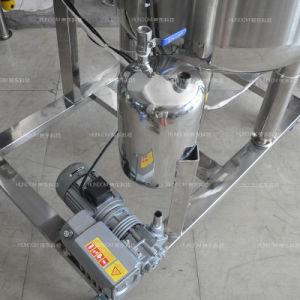 Cosmetic Mixing Equipment/Vacuum Emulsifying Machine pictures & photos