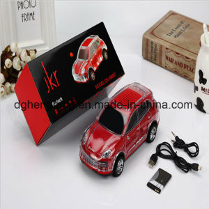 2017 New Design Car Bluetooth Speaker with LED Light pictures & photos
