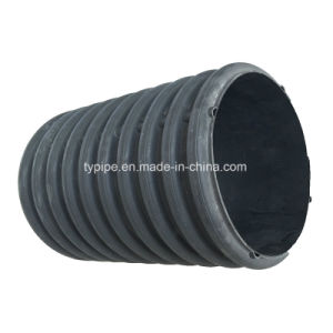 HDPE Double-Wall Corrugated Pipe for Drainage and Sewage pictures & photos