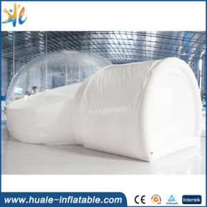 Customized Color Transparent Inflatable Bubble Tent for Outdoor Camping pictures & photos