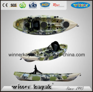 Professional All-Powerful Single LLDPE Sot Fishing Boat pictures & photos