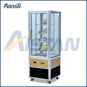 Cp400 Glass Display Cooler Display Showcase of Catering Equipment pictures & photos