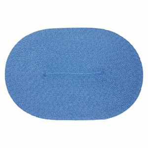 Oval 100% Polyester Mat for Tabletop pictures & photos