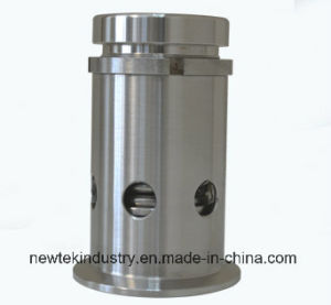 Sanitary Double Action Fementer Air Pressure Relief Valve Ss304 pictures & photos