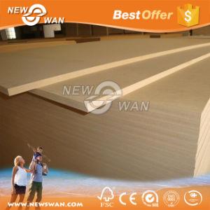 Best Price Plain MDF 16mm 12mm 18mm Medium Density Fiberboard pictures & photos