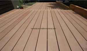 Hot Sell Decking Technology Garden WPC Coextrusion Decking pictures & photos