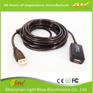 High Speed USB to USB Cable Extension with Active Repeater pictures & photos