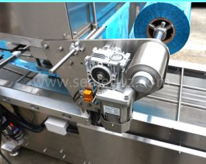 Automatic Liner Tray Sealing Machine for Packing Food (VC-1) pictures & photos