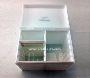 Acrylic Custom Eyelash Packaging Box Manufacturer Btr-B7068 pictures & photos