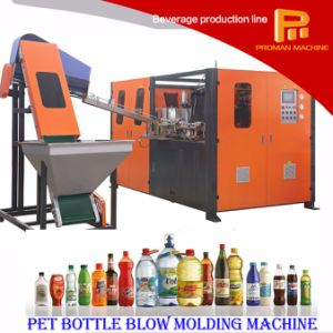 Low Price 4-Cavity Fully Automatic Pet Bottle Blowing Equipment pictures & photos
