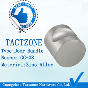 Factory Directly Toilet Cubicle Partition Bathroom Fittings Zinc Alloy Door Handle pictures & photos