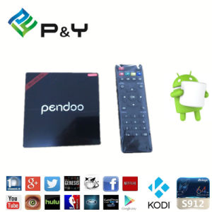 2016 Beautiful Design! Minix Pendoo Android 6.0 TV Box 2.0GHz 2g RAM 16g Flash Bluetooth 4k*2k TV Box pictures & photos