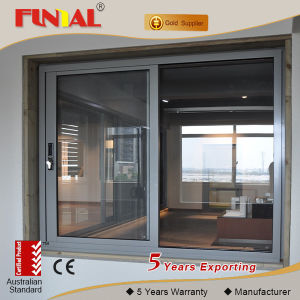 Home Aluminum Inward Tilt and Turn Windows pictures & photos