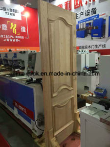 Most Professional Woodworking Automatic Solid Wooden Door Manufacture Machine Tc-80mtl pictures & photos