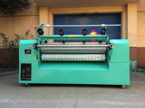 High Efficiency Automatic Fabric Finishing Pleating Machinery pictures & photos