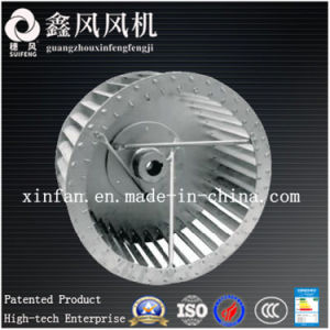 225mm Double Inlet Forward Centrifugal Fan Wheels pictures & photos