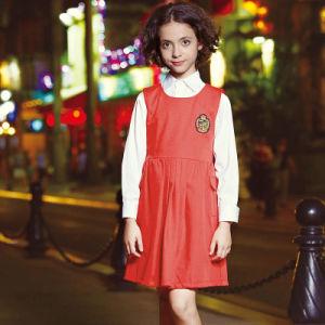 Wholesale Stylish Design Middle School Uniform Dress pictures & photos