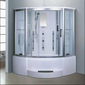 1500mm Steam Sauna with Jacuzzi and Shower (AT-GT8227F) pictures & photos