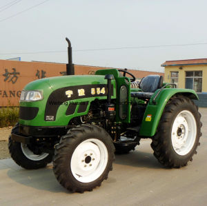 55HP Foton Lovol Four Wheel Agriculture Tractor with Ce pictures & photos
