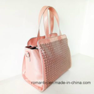 Brand Designer Trendy Style PU Laser Women Handbags (NMDK-040502) pictures & photos