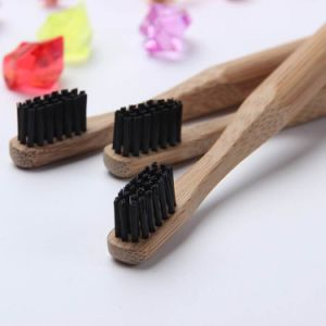 Nature Bamboo Toothbrush pictures & photos