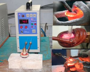 IGBT Induction Heating Carbide Blade Brazing Machine pictures & photos