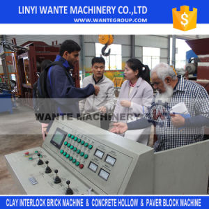 Qt8-15 Low Investment Automatic Concrete/Hollow Block Making Machine for Sale pictures & photos
