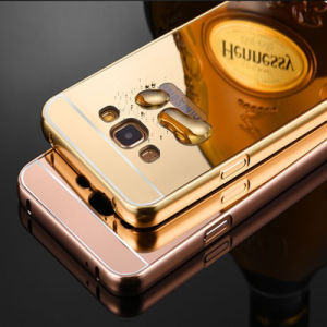 Metal Platinum Plating Cell Phone Case for Samsung Galaxy A5 pictures & photos