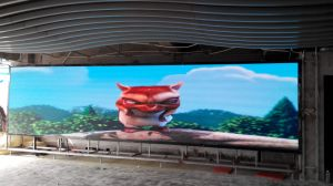 High Quality P5.95 Full Color Outdoor Rental LED Panel pictures & photos